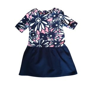 GYMBOREE  Short Sleeve  Fall Winter Dress 10